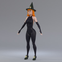 pin witch 3d 3ds