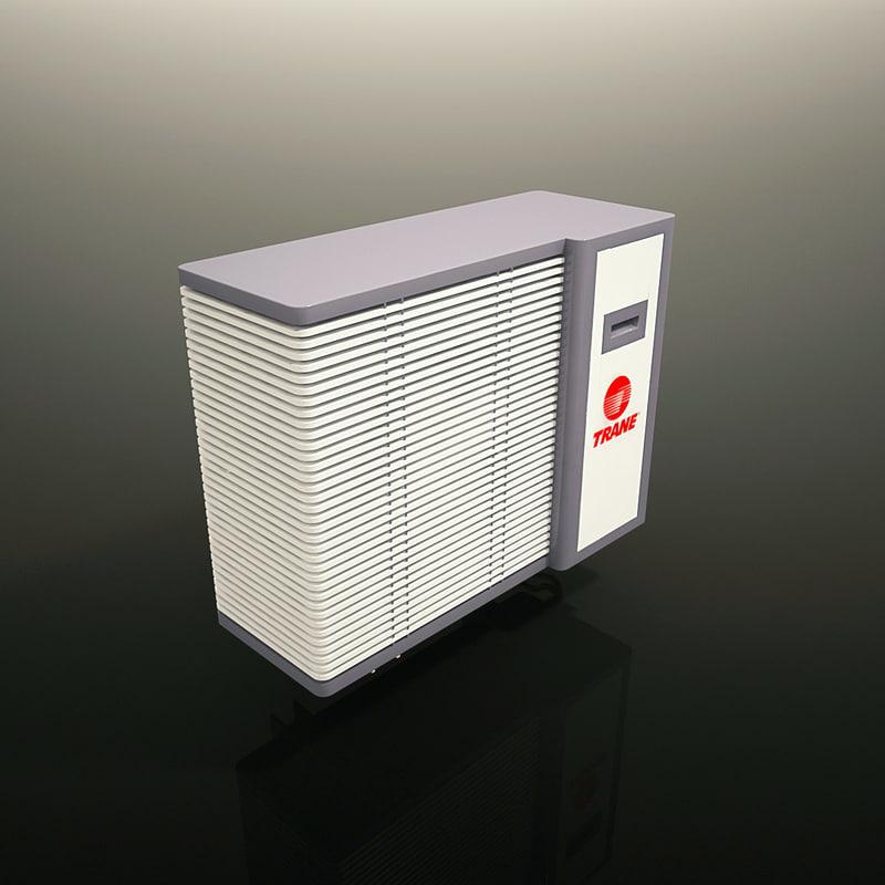 3dsmax exterior unit