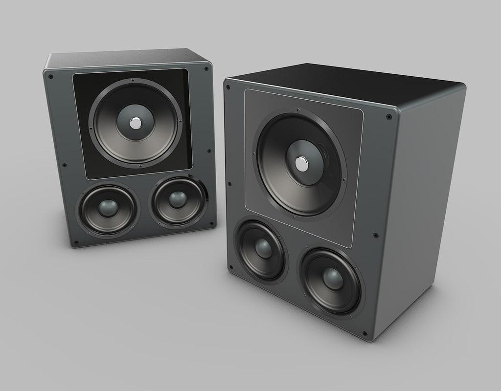 3ds speakers