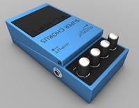 3ds guitar pedal