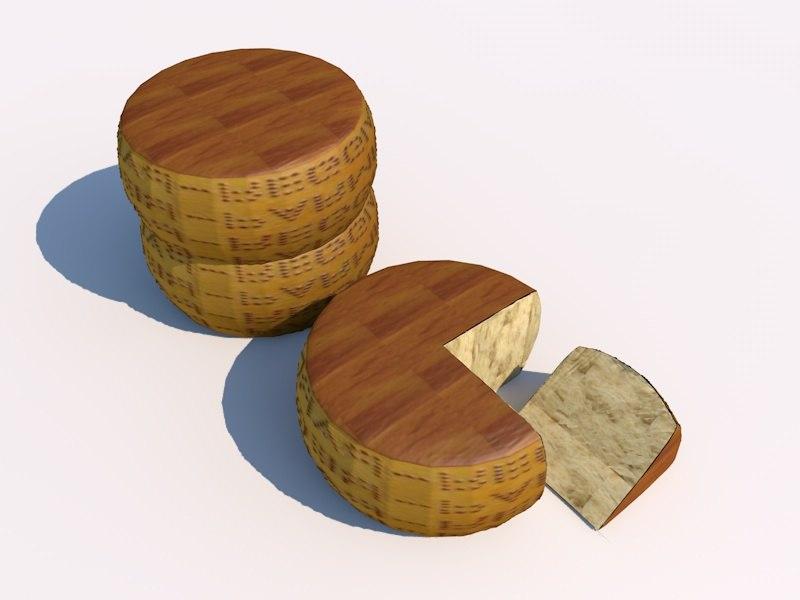 3d 3ds italy parmigiano-reggiano parmigiano reggiano