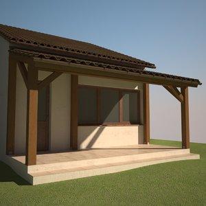 terrace 4 3ds