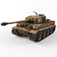 3ds max tiger heavy world