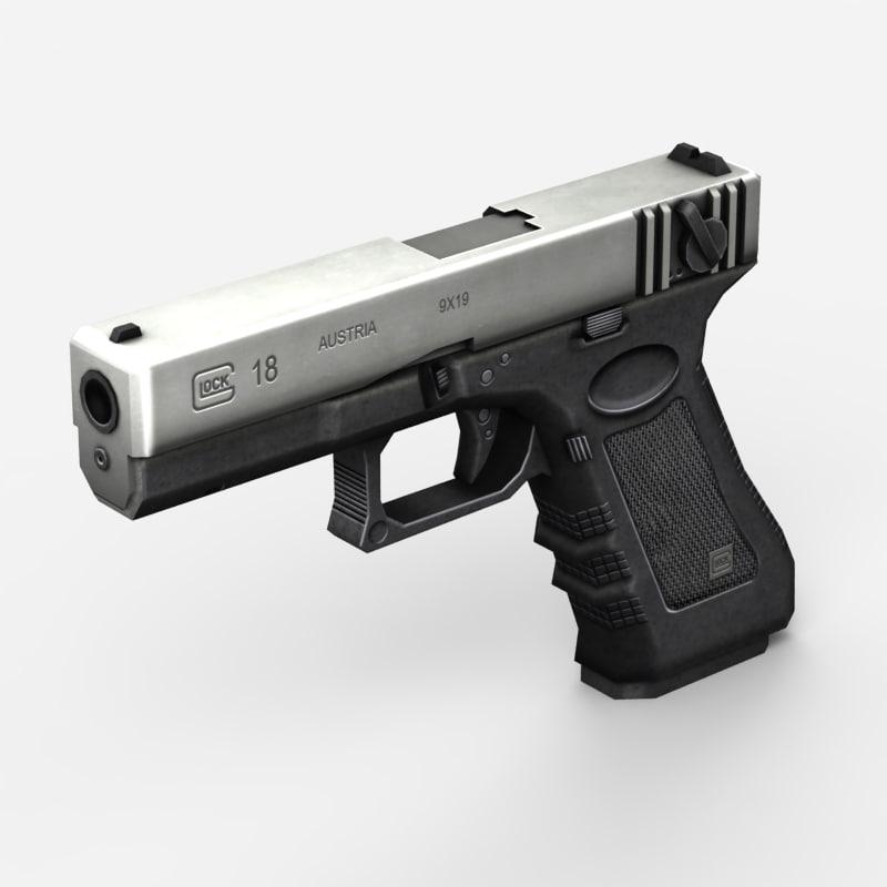 3d max gun ready