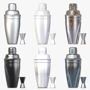 shaker 3ds