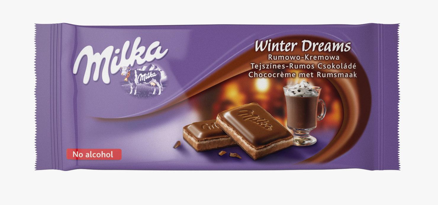 3ds max chocolate