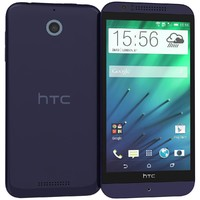 HTC Desire 510 Deep Navy Blue