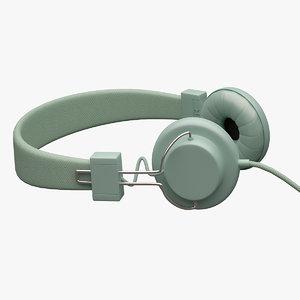 urbanears headphone 3d model
