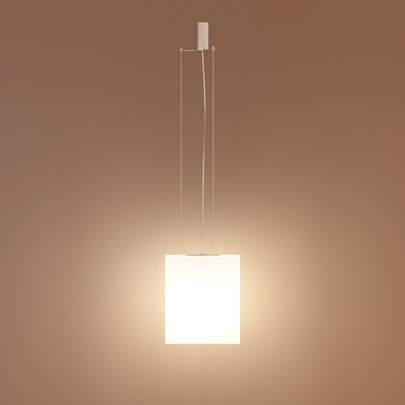 ceiling lamp delta light 3d max