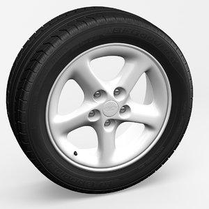 lwo probe wheel
