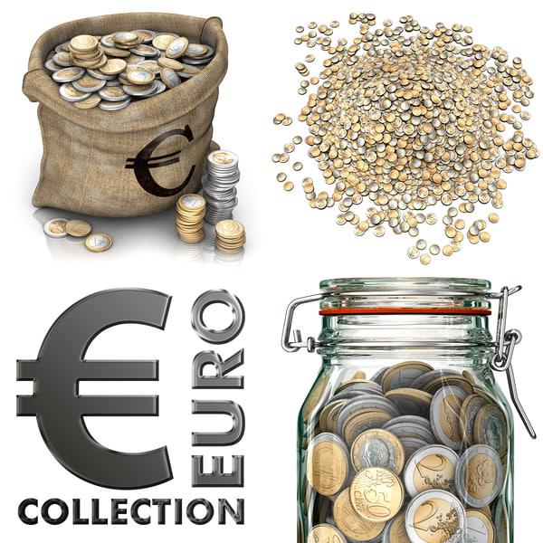 euro modeled 3d c4d