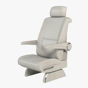 airplane seat max