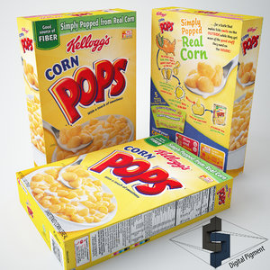 kelloggs corn pops 3d 3ds