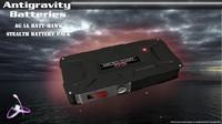 3d model concept battery case
