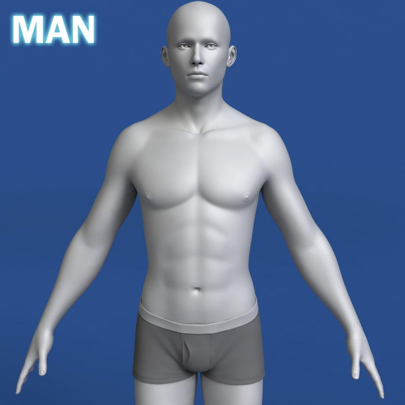 realistic male lwo
