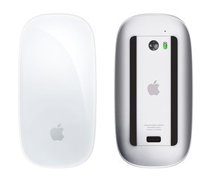 apple magic mouse 3d model