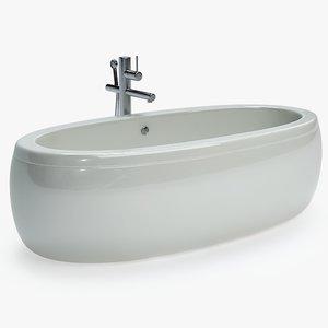 bath obj