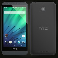 HTC Desire 510 Dark Gray