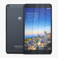 Huawei MediaPad X1 Diamond Black