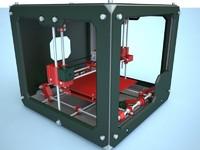 3d printer print