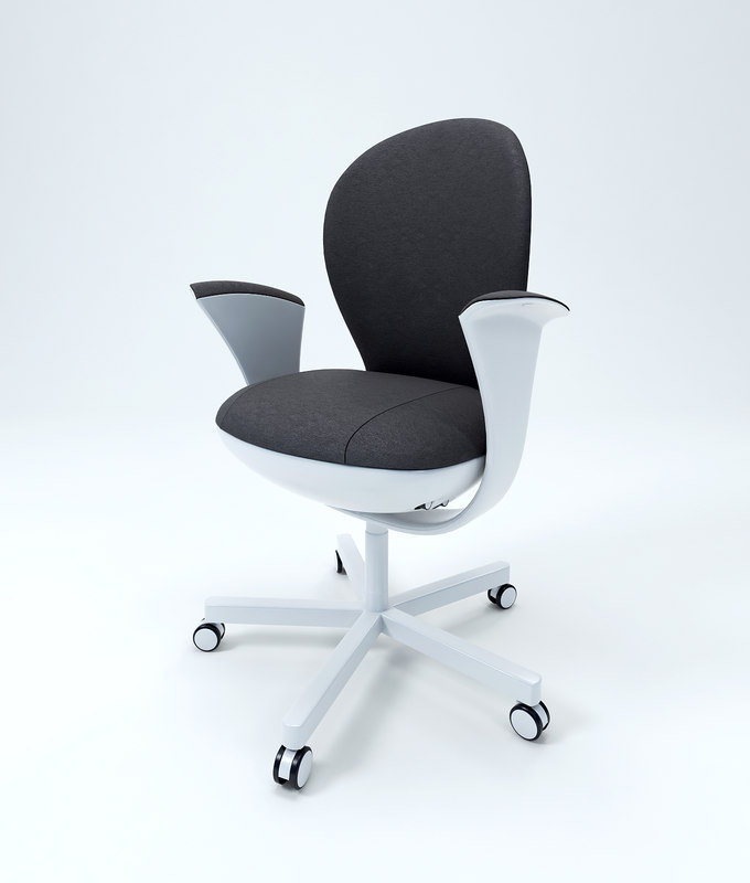 bea chair 3d model