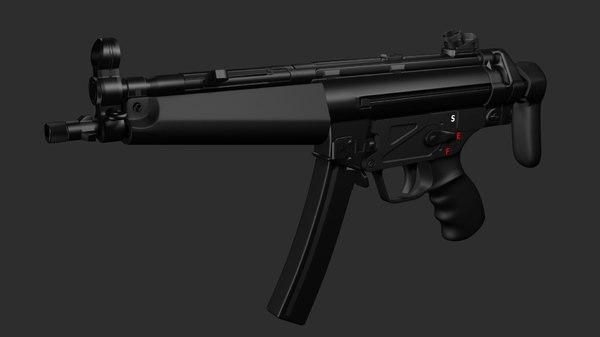 mp5a3 gun max