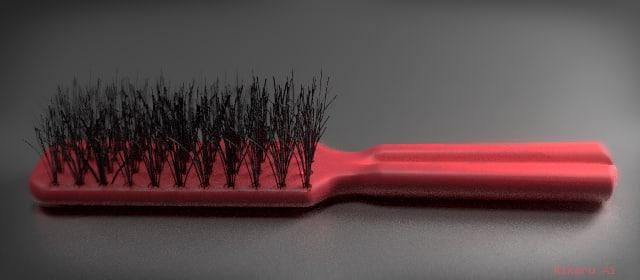 maya brush