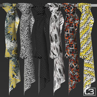 Fashion shop foulards 01