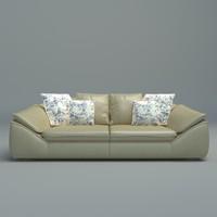 palau sofa relotti 3d max