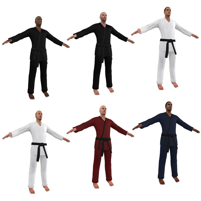 max pack martial artist