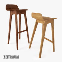 3ds max zeitraum morph bar stool