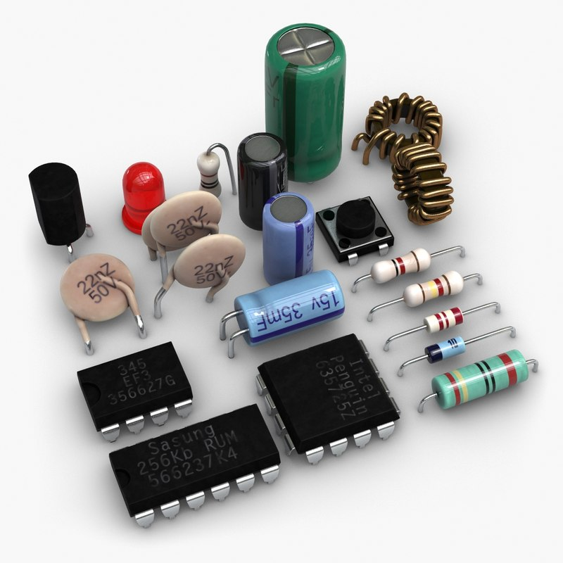 3ds electronic components