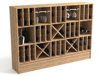 max wine shelf