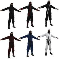 max pack ninjas