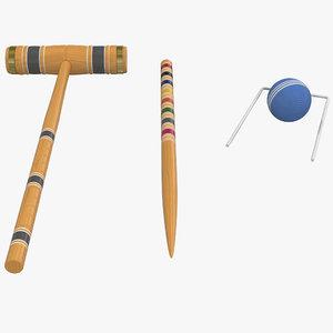 3ds croquet set 2