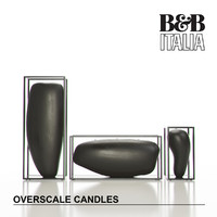 B&B Italia Overscale Candles, Flames & Outdoor