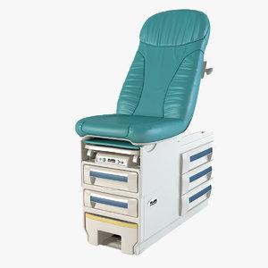 momark doctor s office 3d model