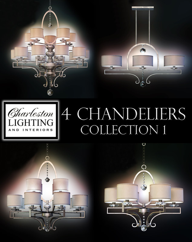Max Charleston Lighting Interiors