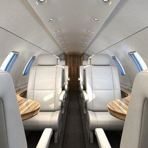 ma airplane interior