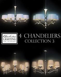 charleston lighting interiors 3 3d ma