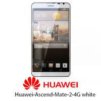 huawei-ascend-mate-2-4g white 3d model