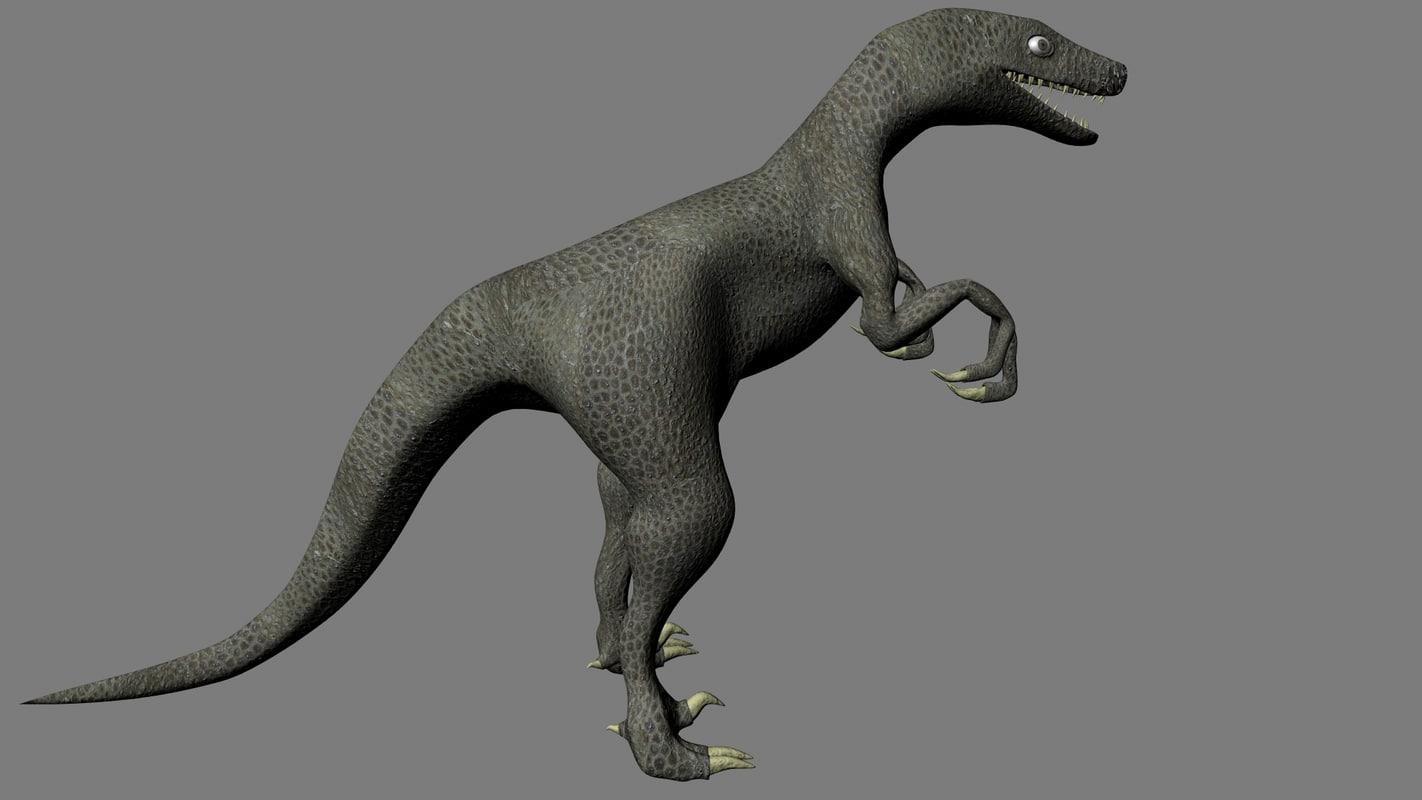 maya dinosaur
