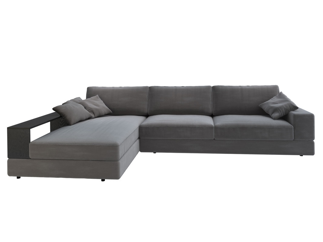 sofa chair lounge 3d max