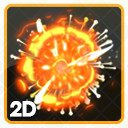 2D EXPLOSIONS PACK