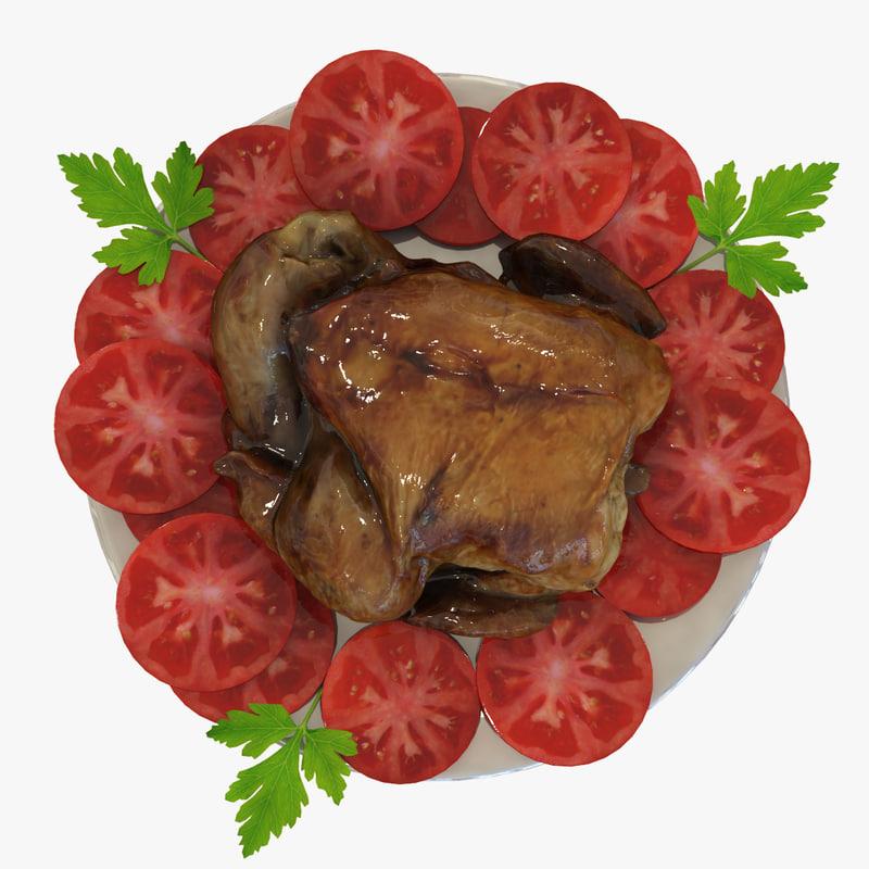 chicken 3d 3ds