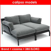 3d cassina rodolfo dordoni model