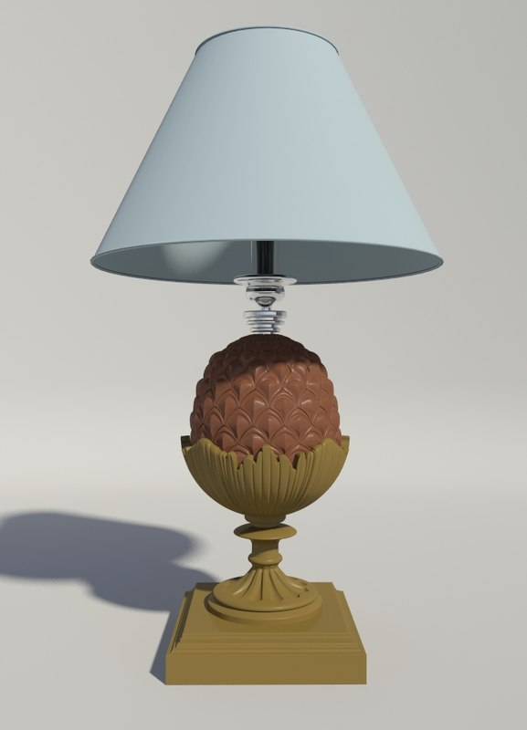 max lamp pineapple
