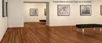 Wooden Floor Texture Set, Douglas Fir, Straight Pattern