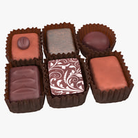 max chocolates set 3