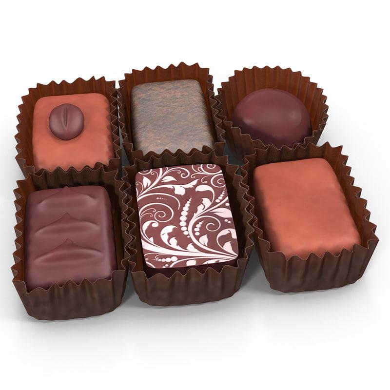 max chocolates set 3